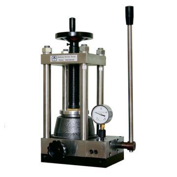 西域推荐 经济型手动台式压片机 FY-24(1台),CC-4434-01,运费需另算