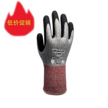 多给力 5级防割手套,WG-777CF-L,Cut5防切割手套