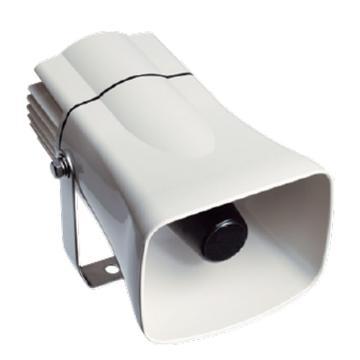 施耐德Schneider 进口 XVS声音报警器,警笛-230V AC-白色,XVS14MMW