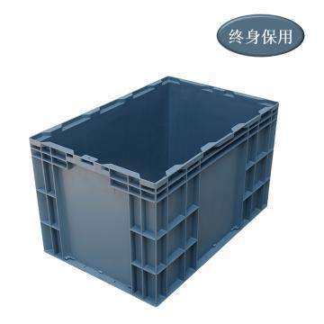 Raxwell HP系列灰色周转箱HP5E 尺寸(mm):外:550*365*330/内:505*320*310