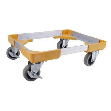 Raxwell 乌龟车,外尺寸(mm),430×330×130 配合400*300系列箱子,TK4131
