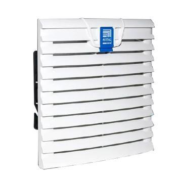 RITTAL SK 风扇过滤器,斜流风叶, 230V,50/60Hz,105/120CMH,3239.100