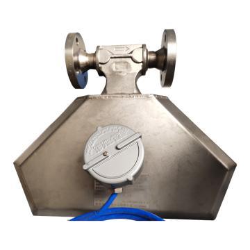 青岛澳威 常温型质量流量计,K025-15F1 0.75-1.5t/h 精度0.15% -39-79℃