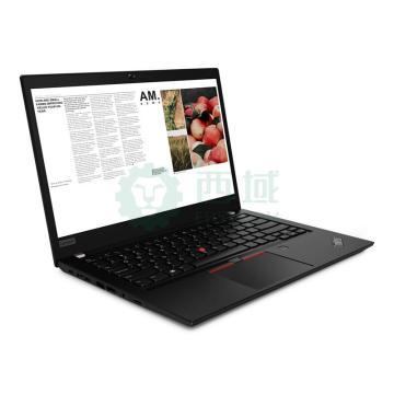 联想笔记本,T490 20N2A00TCD i7-8565U 8GB/512GB SSD 2G独显 win10-h 1年 14寸显示器 黑色 含包鼠