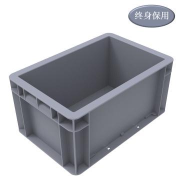 Raxwell EU系列灰色周转箱EU23148 尺寸(mm):300×200×148