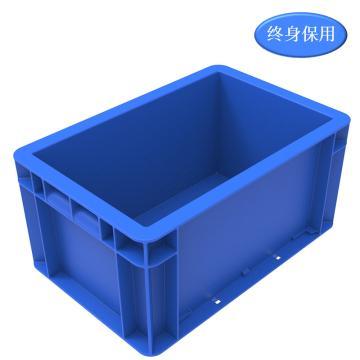Raxwell EU系列蓝色周转箱EU23148 尺寸(mm):300×200×148