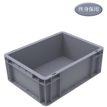 Raxwell EU系列灰色周转箱EU43148 尺寸(mm):400*300*148