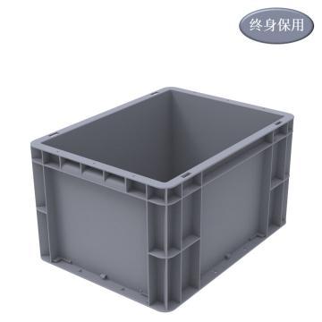 Raxwell EU系列灰色周转箱EU4322 尺寸(mm):400*300*230