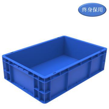 Raxwell EU系列蓝色周转箱EU4616 尺寸(mm):600*400*170
