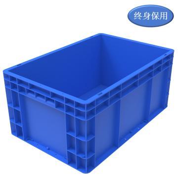 Raxwell EU系列蓝色周转箱EU4628 尺寸(mm):600*400*280