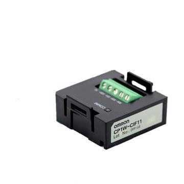 欧姆龙 控制器,CP1W-CIF11