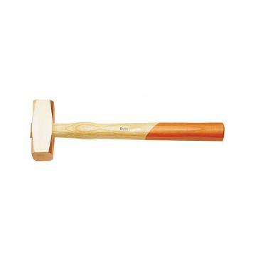 百塔Beta 木柄铜锤,400g,1385 400,013850404
