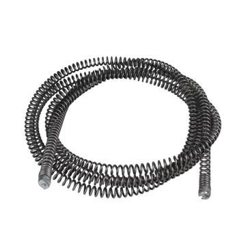 平安大通 75型管道疏通机配套弹簧,12.5米