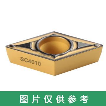 刃天行 刀片,DCMT11T304TX-1N SPD010,10片/盒