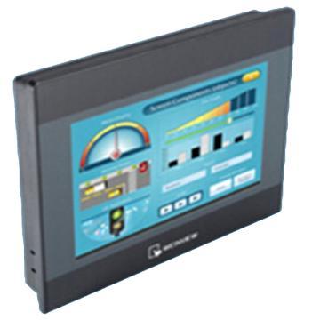 威纶通 触摸屏加3米与三菱3U通讯线,MT6071IE+三菱3U通讯线3米