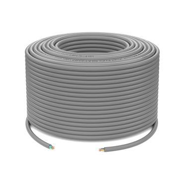 海乐Haile 305米超五类网线,HT6104
