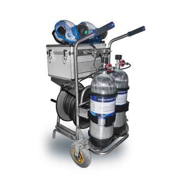 海固 移动供气源车载式长管呼吸器,CHZK2/9F/30