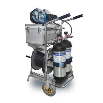 海固 移动供气源车载式长管呼吸器,CHZK2/6.8F/30