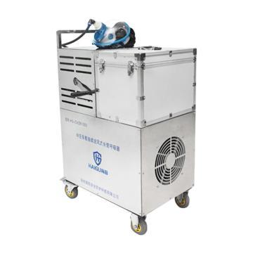 海固 中压车载连续送风式长管呼吸器,HG-CHZK1500