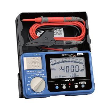 日置 数字式绝缘电阻表,IR4056-21
