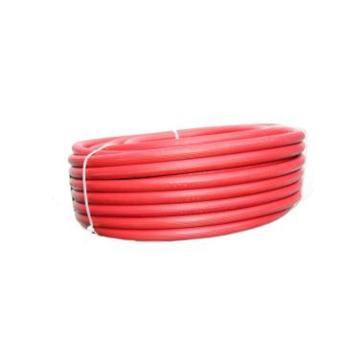 国胜 红色乙炔管/乙炔带,优质光面,内径8mm,30米/卷,3MPa