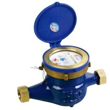 埃美柯/AMICO 铜壳旋翼干式热水表,LXSGR-25E,丝口连接,销售代号:088-DN25