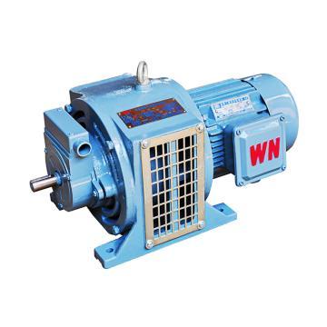 皖南电机WNM YCT电磁调速电机(不含控制器),YCT315-4A,37KW,B3,R(接线盒在右)