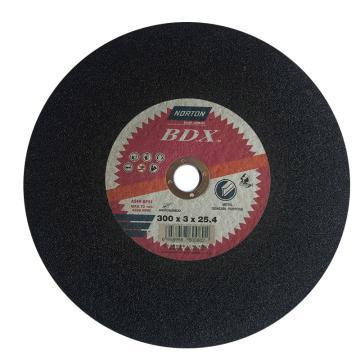 诺顿BDX切割片,通用型,300x3x25.4