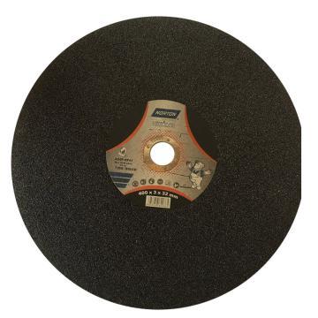 诺顿银熊切割片,通用型,400x3x32(大孔)