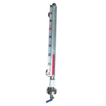 厦门博卡斯/BOKASS 高温型磁性浮子液位计,BKS-UHZ06 0-600mm