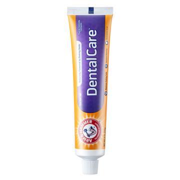 艾禾美(ARM&HAMMER) 健齿优护牙膏,小苏打白牙去烟渍去黄牙 健齿优护 美国进口 178g 单位:支
