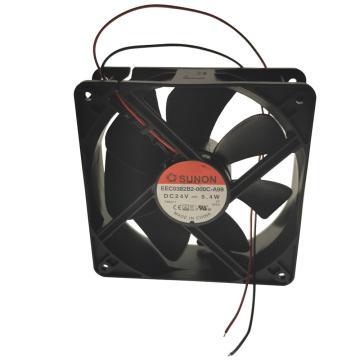 建准 散热风扇(120×120×38mm),EEC0382B2-000C-A99,5.4W,DC24V