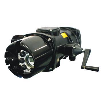 川仪 多转电动执行机构 ,开关型 5V/24V 带齿轮箱 M8320+A8020