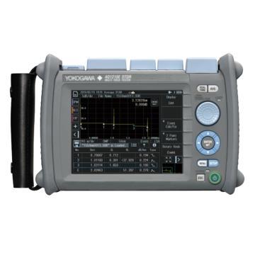 日本横河 光纤光缆故障测试仪衰减断点检测仪,AQ1210A
