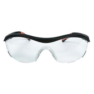 西斯贝尔SYSBEL 防护眼镜,透明镜片,WG-7253