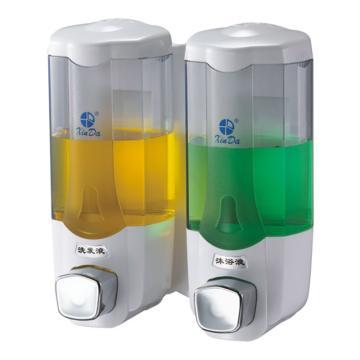 信达手动皂液器,2个包装 ZYQ37S