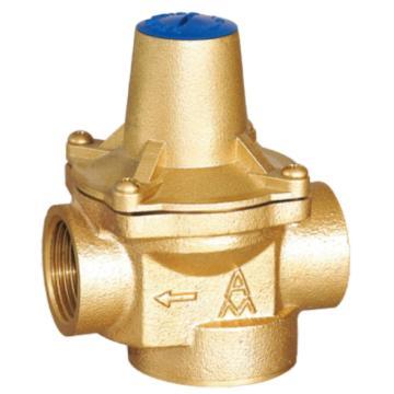 埃美柯/AMICO 黄铜可调式减压阀,Y12X-16T DN25, 718型