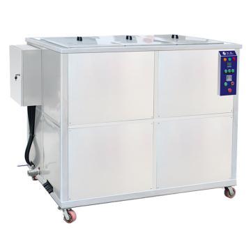 洁盟 大型数码单槽工业超声清洗机,容量960L,超声波功率:0~7200W可调,温度室温-95℃,JP-1144ST