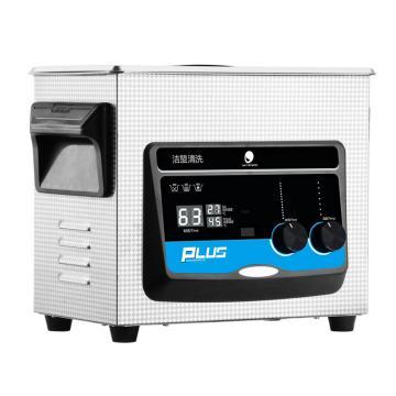 洁盟 高功率数控加强版超声波清洗机,4.5L,40HZ,加热:20~80℃,0~99min,JP-030PLUS