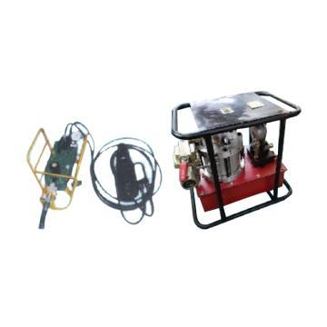 九龙 矿用锚索张拉机具,MQ22-450/53,煤安证号MEF160310,单位:台