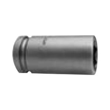 "APEX 四方驱动套筒,18MM25 1/2"" 六角 57.1mm"