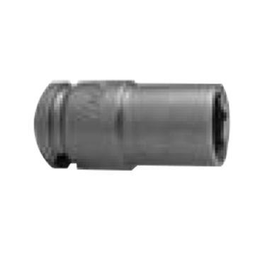 "APEX 四方驱动套筒,M-10MM43 3/8"" 带磁性 六角 31.7mm"