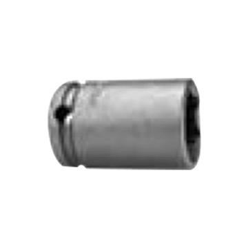 "APEX 四方驱动套筒,3/8""系列磁性六角套筒,18mm,长25.4mm,M-18MM03"
