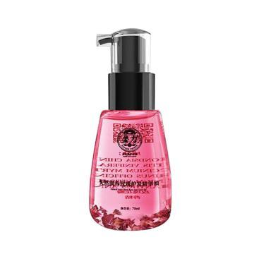 姜力天然润养玫瑰护发精华油 70ml/瓶 60瓶/箱 单位:箱