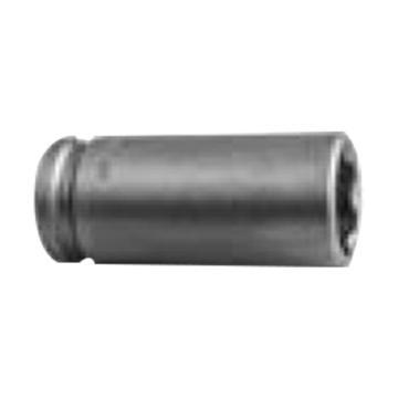 "APEX 四方驱动套筒,SF-13MM23 3/8"" 防碰擦型 六角 50.8mm"