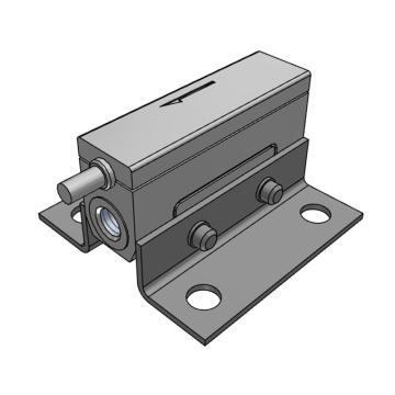 SMC 模拟量气流量传感器,PFMV530-1-A