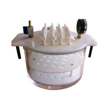 聚创环保 圆形固相萃取装置(圆形24位独立控制),JC-GX-24S G-1001-04