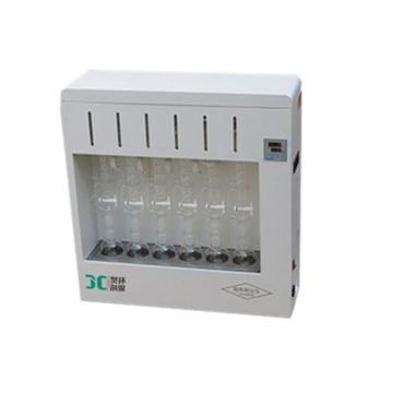聚创环保 六联索氏提取器(6联,250ml提取瓶),JC-ST-06 S-1003
