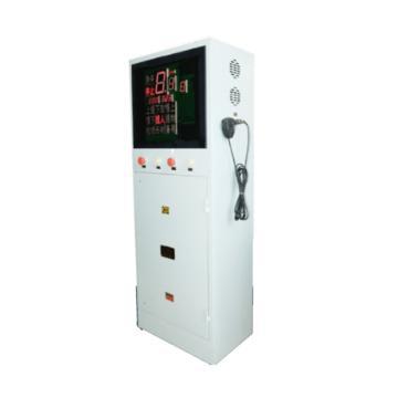 华通 矿用提升信号装置车房显示箱 ,KXT19-F,煤安证号MAF030036,单位:台