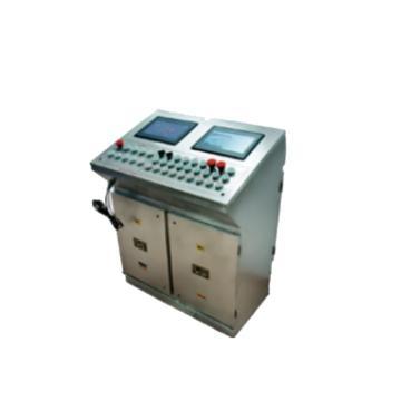华通 煤矿井口操车监控装置控制台,KJH113-K,煤安证号MFE100008,单位:台